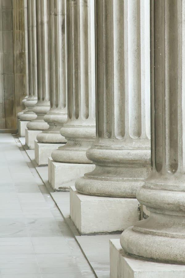 federal domstolsbyggnad royaltyfri foto