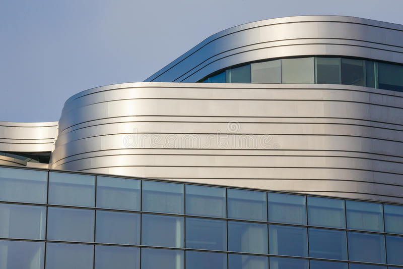 Federal domstolsbyggnad Eugene Oregon arkivbild
