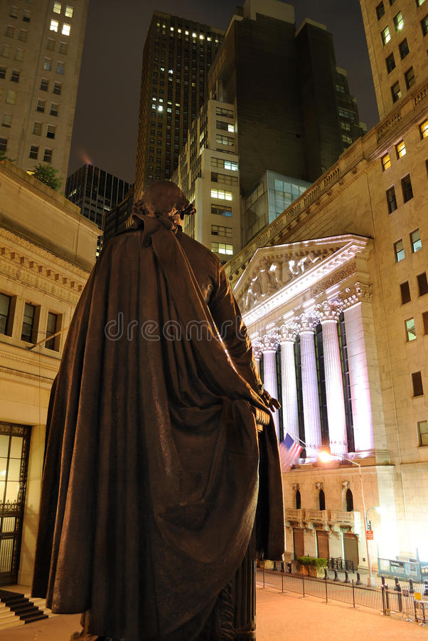 Download Federal Hall On Broad Street Editorial Stock Image - Image: 18060644