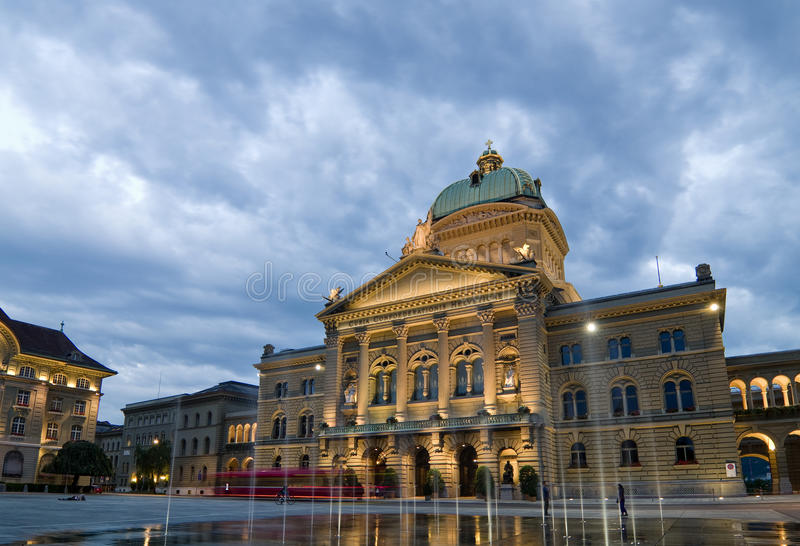 Download Federal Palace Of Switzerland Stock Image - Image: 26730371