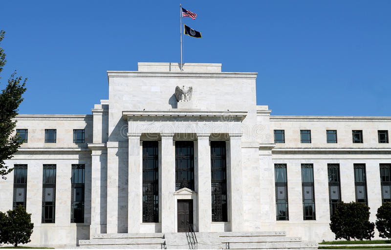 Federal Reserve stock photography