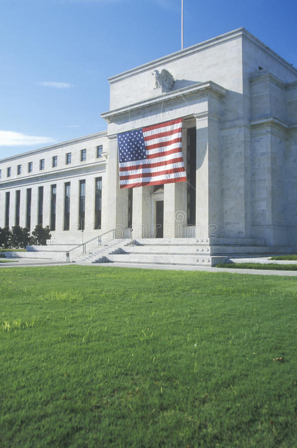 Download The Federal Reserve Bank stock photo. Image of bank, blue - 26890654