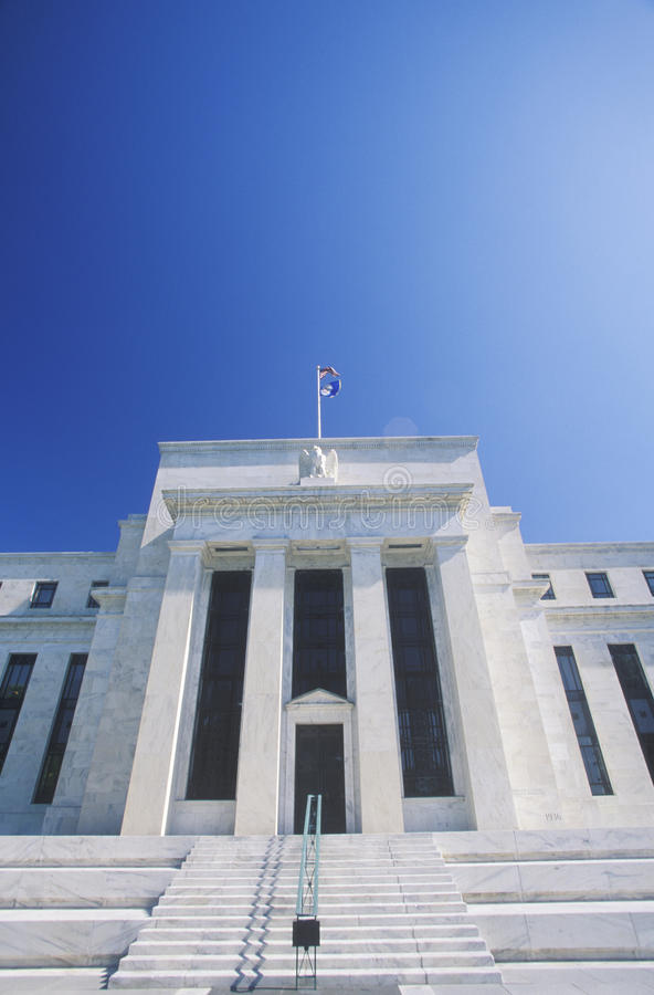 Download The Federal Reserve Bank stock image. Image of feds, economy - 26892691