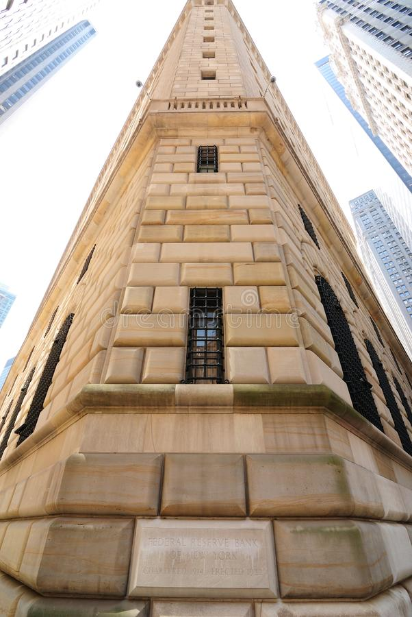 Download Federal Reserve In New York City Stock Photo - Image: 17235360