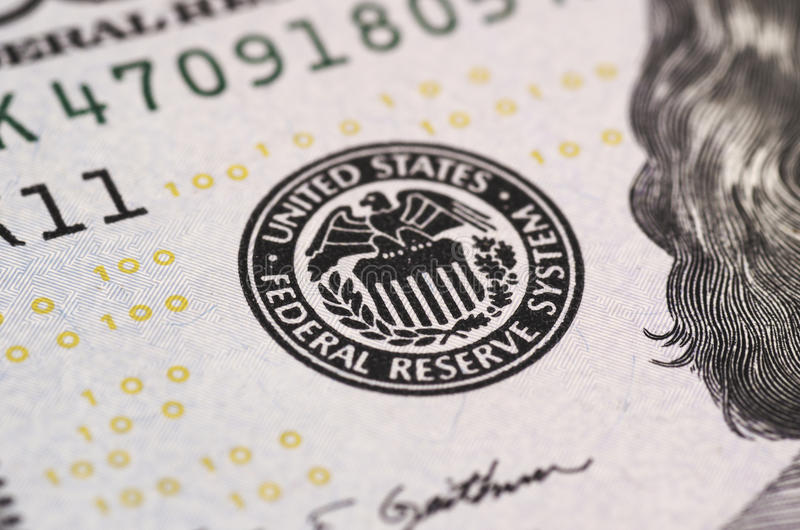 Federal Reserve System stock photo