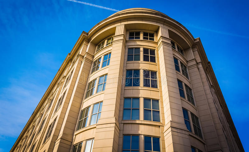 The Federal Trade Commission Library in Washington, DC. The Federal Trade Commission Library in Washington, DC stock photo