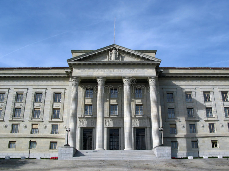 Download Federal Tribunal, Lausanne, CH Stock Image - Image: 2715719