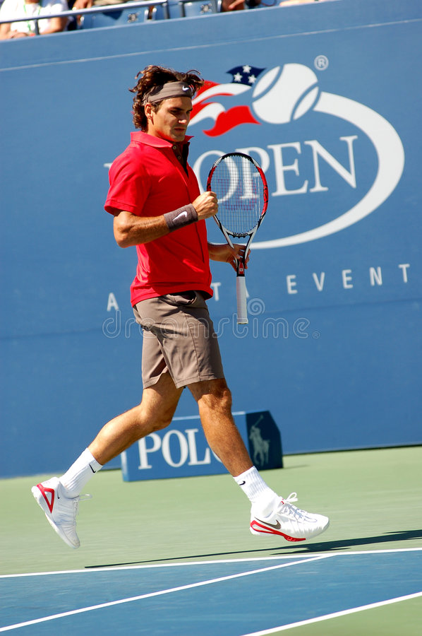 Federer Roger best for ever (13) stock photo