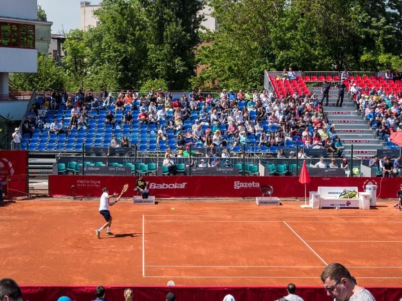 Federico Delbonis And Lucas Pouille Semifinals Match ...