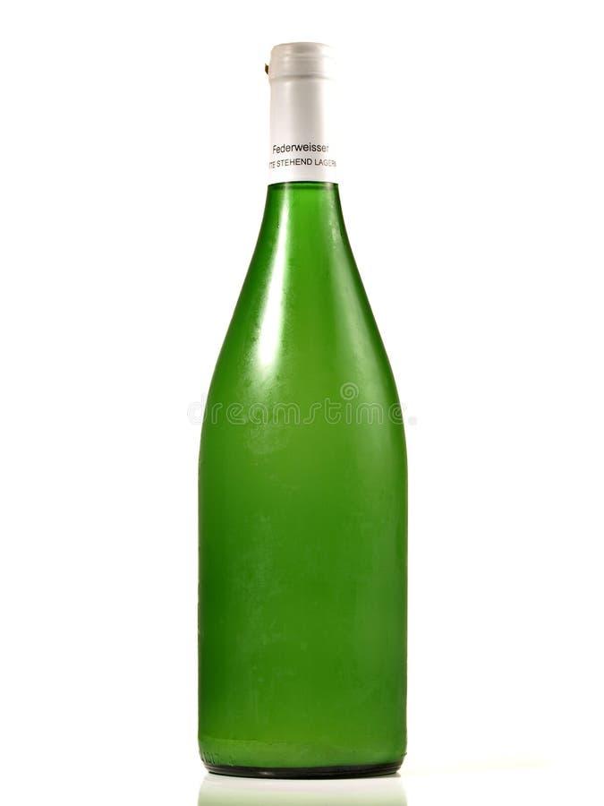 Federweisser - neuer Wein auf weißem Hintergrund stockfoto