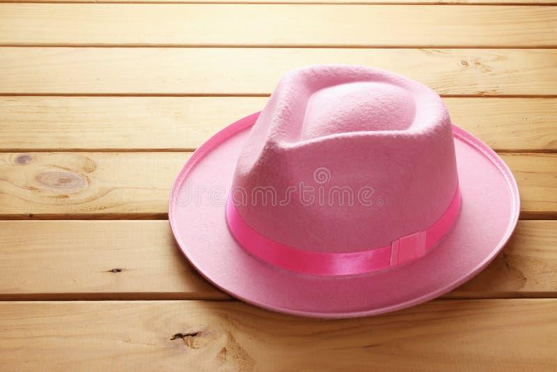 Fedora Hat royaltyfri foto
