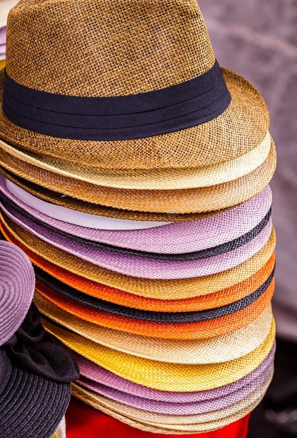 Fedora Hats stockbild