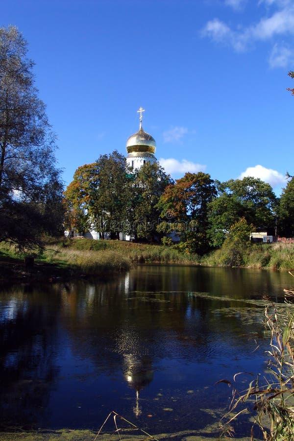 Fedorovsky Cathederal imagen de archivo libre de regalías