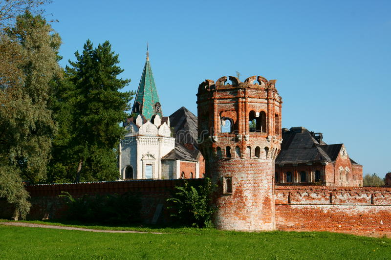 Fedorowski town royalty free stock images