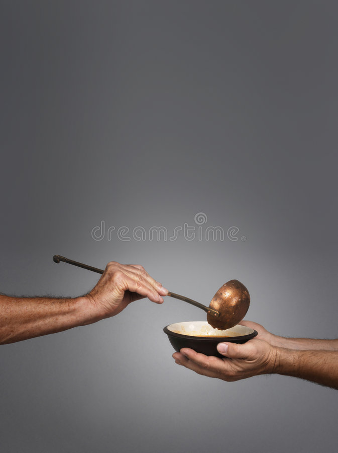 Feed the World royalty free stock photo