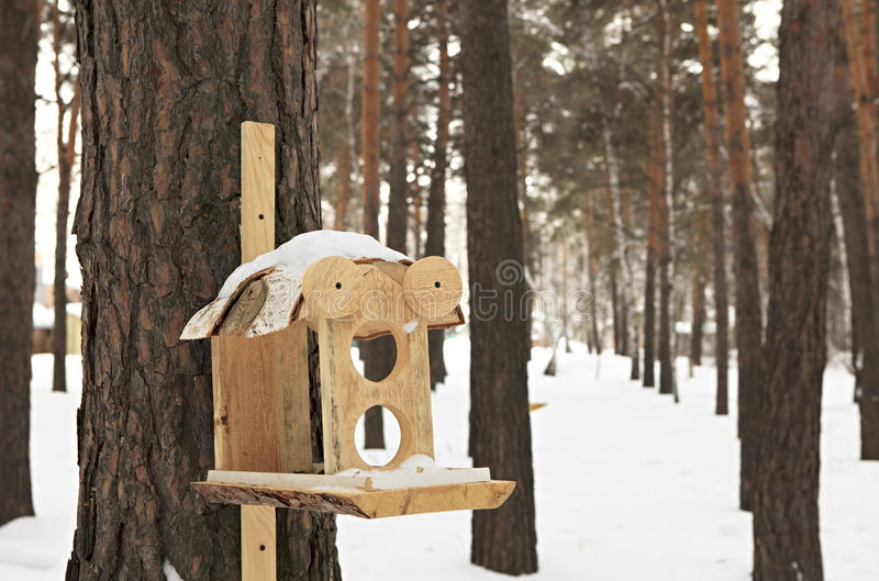 Feeder for squirrels and birds