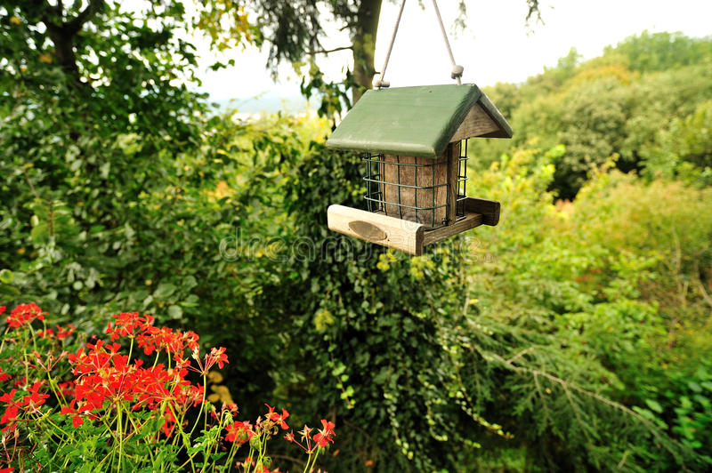 Download Birds House In The Tree Stock Photography - Image: 21269202