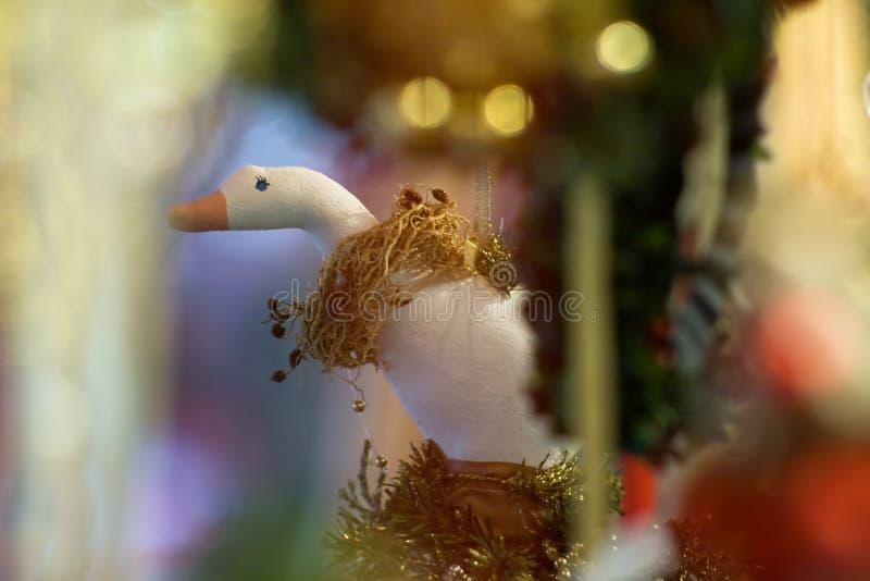 Feegiften bij Kerstmisvooravond in Oostenrijk royalty-vrije stock foto's