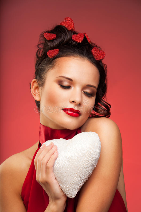 Download Feel the love stock image. Image of face, fashion, beauty - 22665559