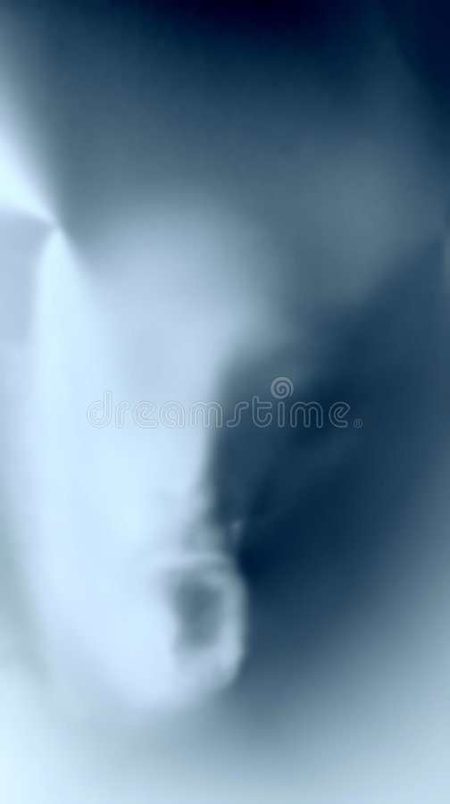 Feeling Of Suffocation Royalty Free Stock Photography