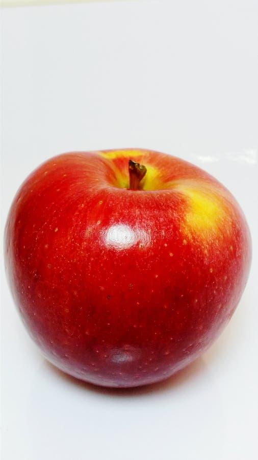Feest rode appel stock foto