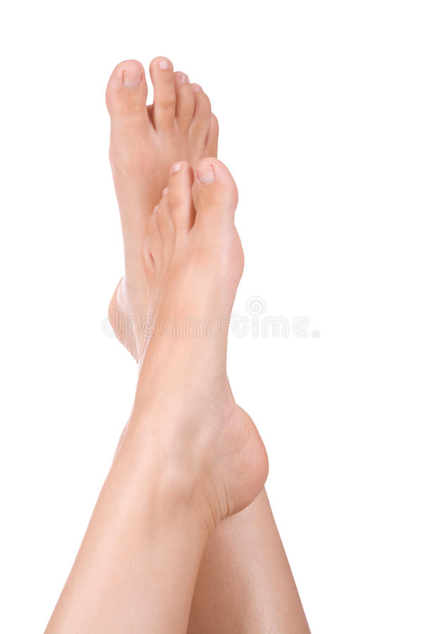 Download Feet stock image. Image of crossed, background, relaxing - 10671107