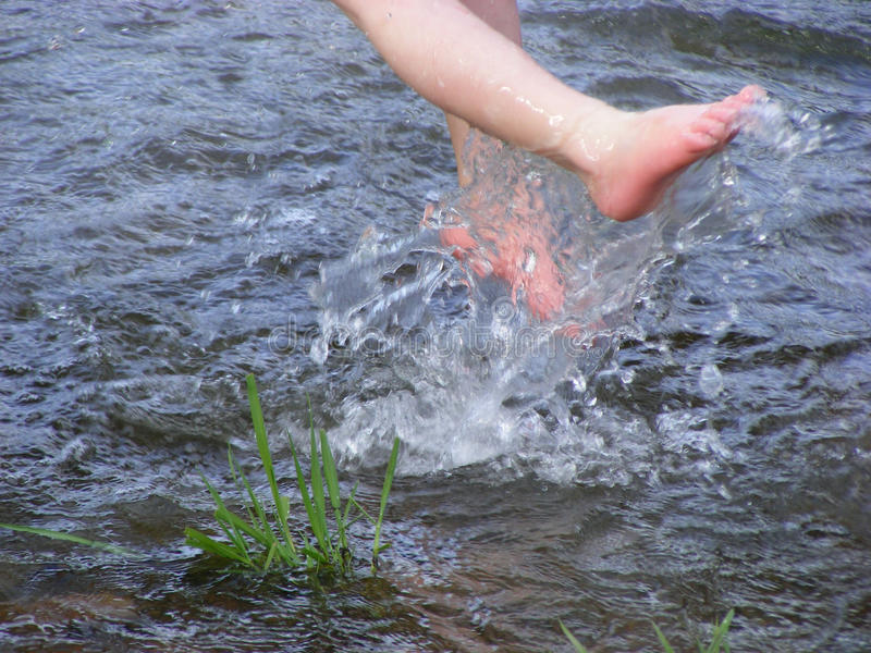 Download Feet stock photo. Image of foot, play, watercourse, feet - 11133594