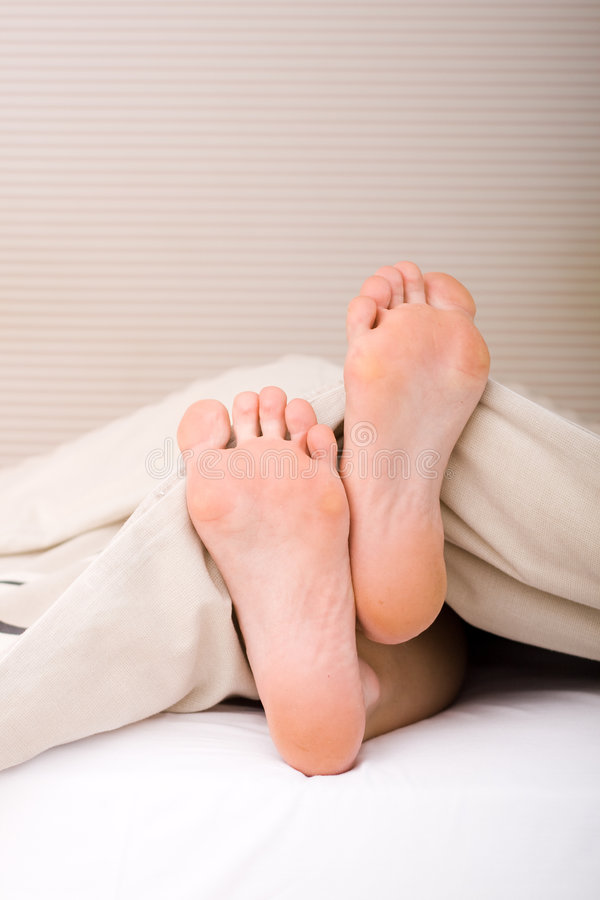 Download Feet stock photo. Image of blanket, feet, close, comforting - 7578864