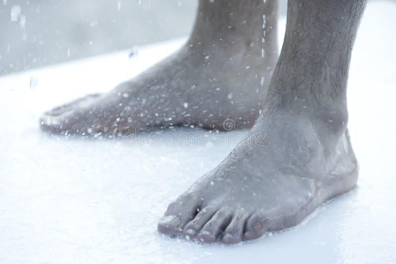 Feet stock photos