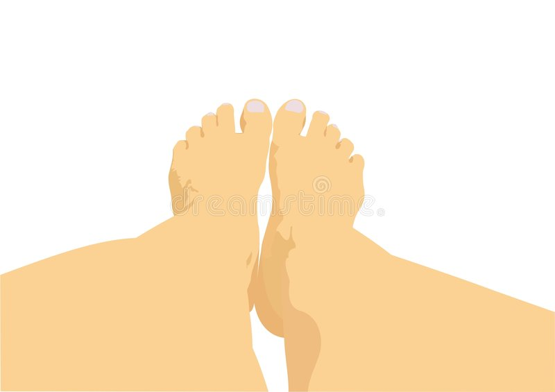 Download Feet On Beach Stock Images - Image: 2276534