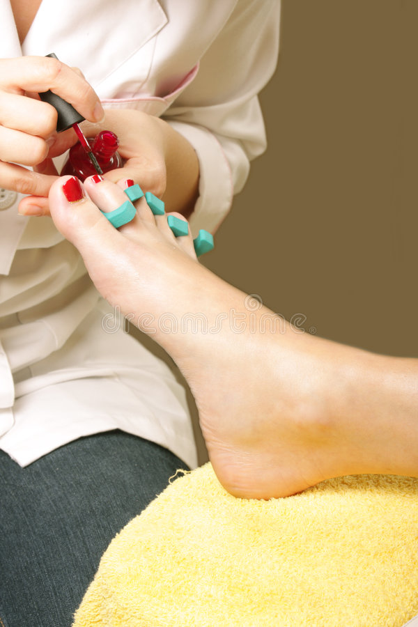 Download Feet Care Stock Photography - Image: 7678642