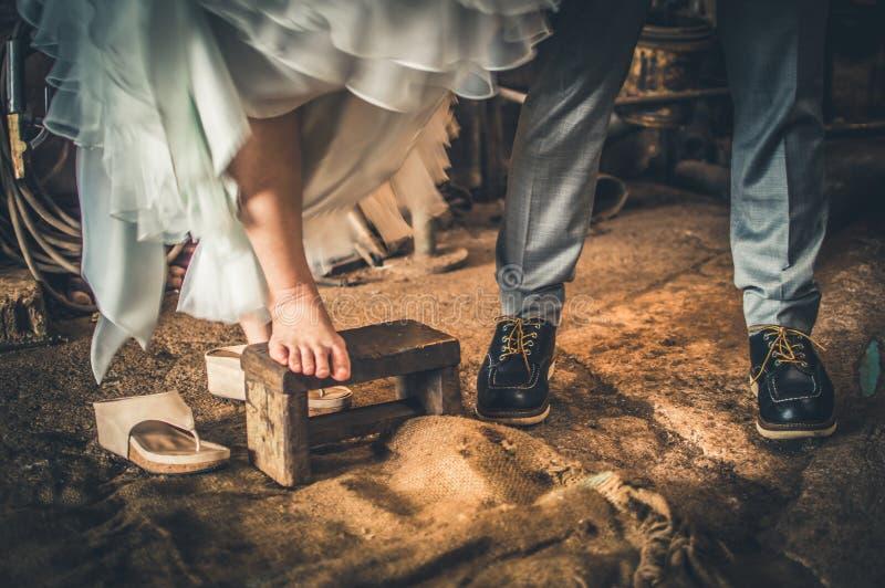 Feet Of Couple Free Public Domain Cc0 Image