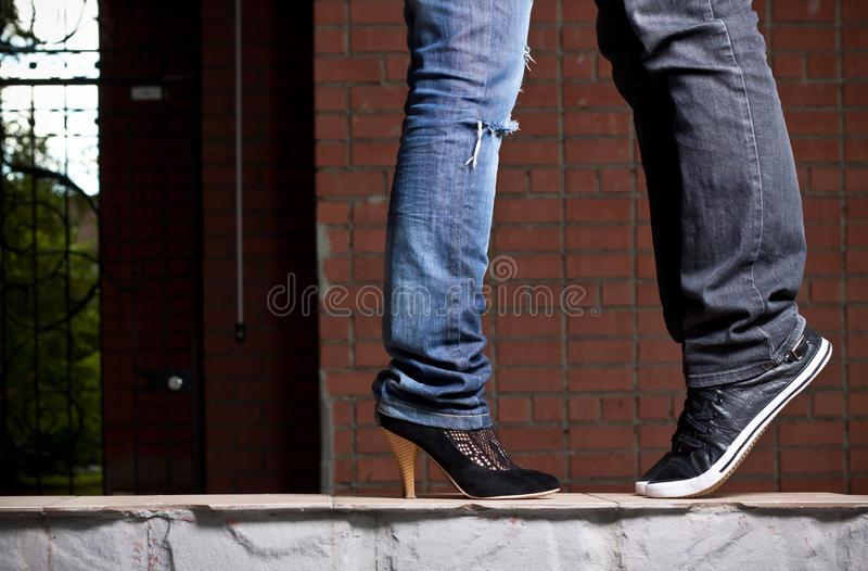Download Feet of teenagers stock photo. Image of background, enjoyment - 20763366