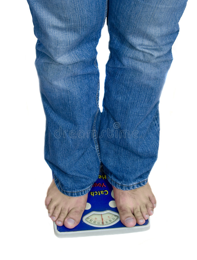 Download Feet and weight scale stock photo. Image of health, lose - 8393124