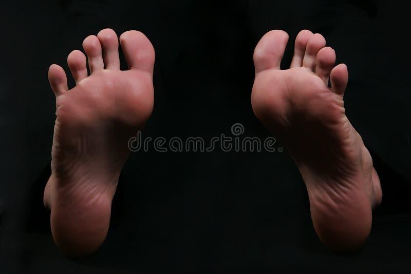 Feets fotos de archivo libres de regalías