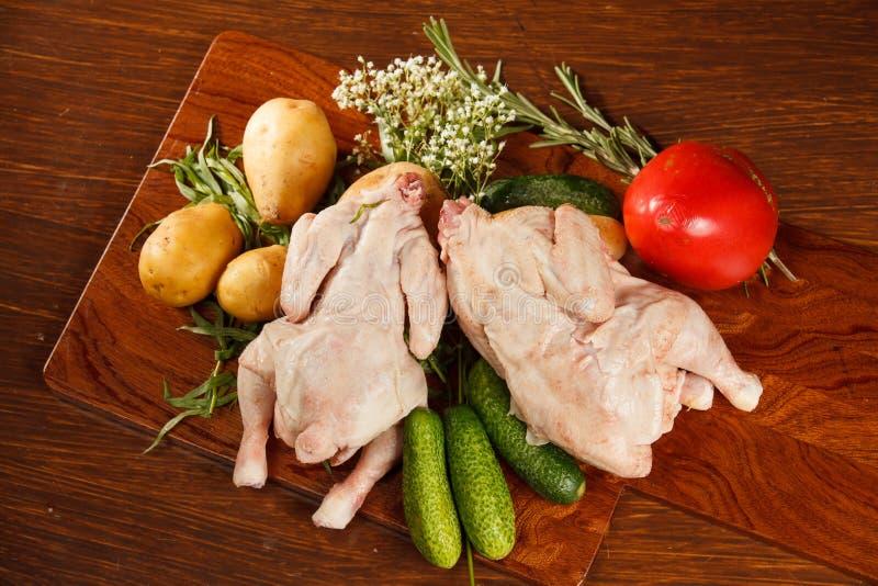 fega rå grönsaker arkivfoto