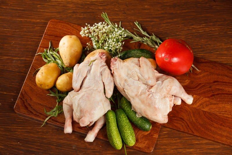 fega rå grönsaker royaltyfria foton