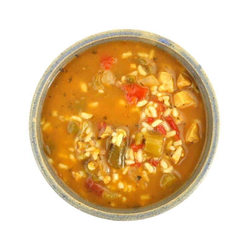 fega soupgrönsaker royaltyfria bilder