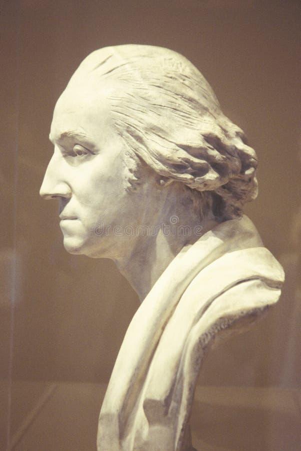 Fehlschlag des Präsident George Washington lizenzfreies stockfoto