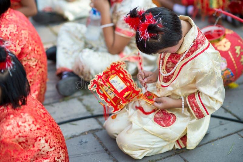 Feier des Chinesischen Neujahrsfests lizenzfreie stockfotografie