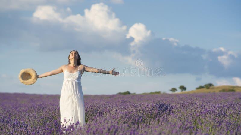 Feiern der Schönheit des Lebens stockbilder