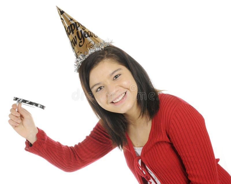 Feiern Sie das neue Jahr! lizenzfreie stockfotos