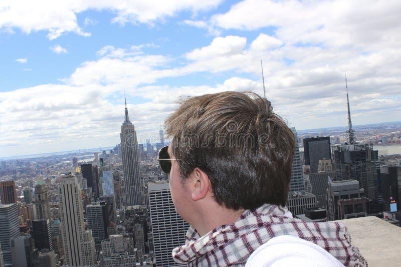 Feiertag in der Spitze von New York stockbilder