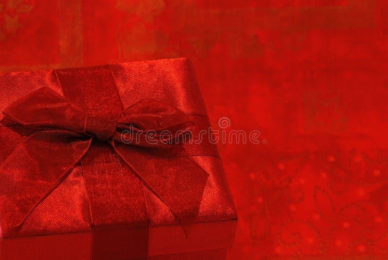 Feiertags-Geschenk lizenzfreies stockfoto