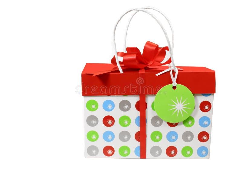 Feiertags-Paket lizenzfreie stockbilder