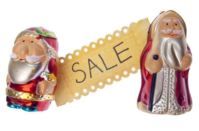 Feiertags-Verkauf stockfotos