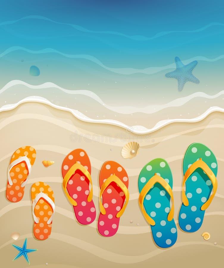 Feiertagsgrußkarte lizenzfreie abbildung