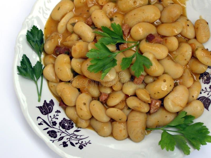 Feijão Nutritious foto de stock
