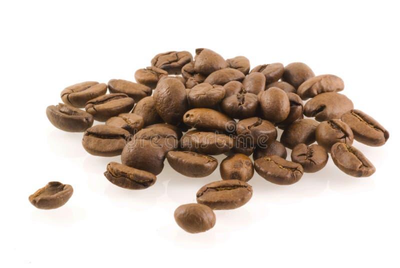 Feijões de café. imagem de stock royalty free