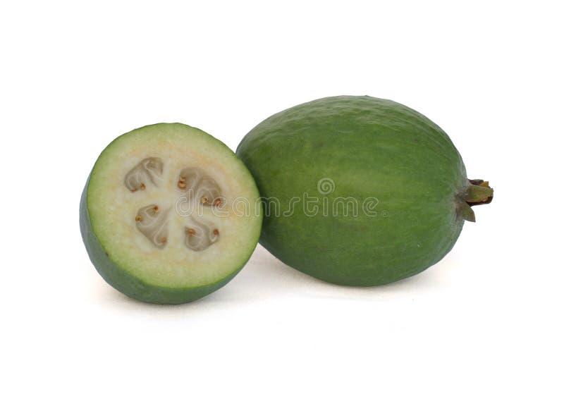 Feijoa (Ananas-Guajava) stockbilder